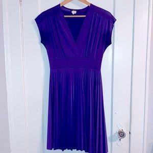 Like new Soprano Purple Cocktail Dress